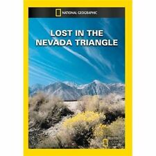 LOST IN THE NEVADA TRIANGLE NEW DVD