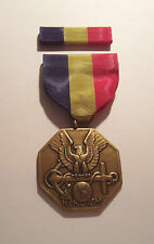 U.S. Navy & Marine Heroism Military Medal with RIBBON
