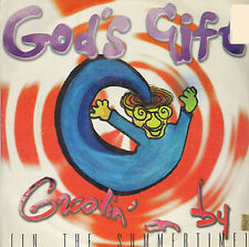 GOD'S GIFT - Groovin' On By In The Summertime - DFC