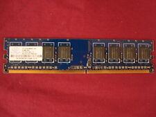 Nanya 512MB 1Rx8 PC2-4200U-444-12-D1 RAM Card