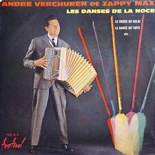 ANDRÉ VERCHUREN ZAPPY MAX Les Danses De La Noce FR Press Festival FLD 13 S 25 Cm