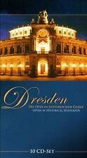 Dresden: Die Oper Im Historischen Glanz /  Opera in historical Splendour, Richar
