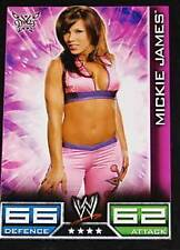 Slam Attax #142 Mickie James