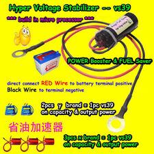 FUEL Saver POWER Booster Battery Voltage Stabilizer Voltage Regulator Japan £$1