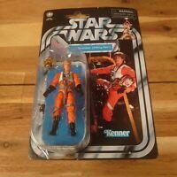Star Wars Vintage Collection Luke Skywalker X-Wing Pilot Figure Kenner Brand New