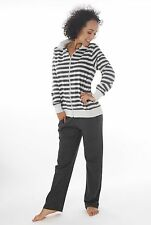 Damen Pyjama Schlafanzug / Hausanzug  NEU Größe 40-42 DW770anth
