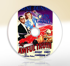 The Awful Truth (1937) DVD Classic Comedy Film / Movie Irene Dunne Cary Grant