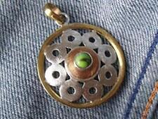 Collane e pendagli di bigiotteria metalli misti turchesi