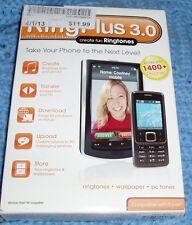 RingPlus 3.0 Software ~ Create fun ringtones