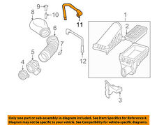 GM OEM Air Cleaner Intake-Tube 12551462