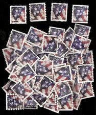 100 Used 44c FLAG STAMPS 2009 United States Stamps