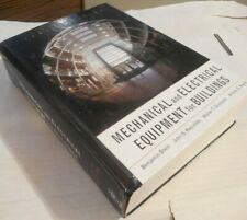 Mechanical and Electrical Equipment for Buildings by Benjamin Stein, 2006
