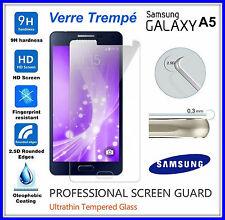 SAMSUNG GALAXY A5 2014 Tempered Glass Vitre de protection d'écran VERRE TREMPE
