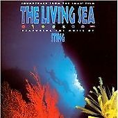 Sting (The Police) Rare CD Living Sea Soundtrack (Nr.Mint!)