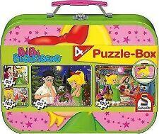 Schmidt spiele 55595 - Bibi Blocksberg Puzzle-box Im Metallkoffer