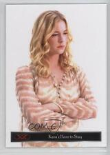 2013 Cryptozoic Revenge Season 1 #43 Kara's Here to Stay Non-Sports Card 1t5