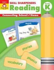 Skill Sharpeners Reading Grade K