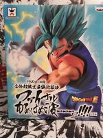 FIGURINE DRAGONBALL Z VEGETTO FINALE KAMEHA 16 CM SCULTURES DRAGON BALL