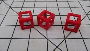 Rokenbok 46 Red Cubes
