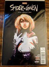 Spider-Gwen 24 1st Print 1st Appearance Of Gwenom Venom CGC Ready 9.6-9.8