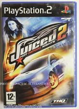 COMPLET jeu JUICED 2 HOT IMPORT NIGHTS pour playstation 2 PS2 course voiture car