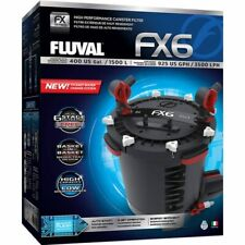 Fluval FX6 High Performance Canister Filter NEW IN BOX !!!