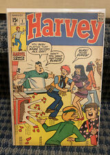 1970 HARVEY Comic #1 Silver Age, Marvel (C323)