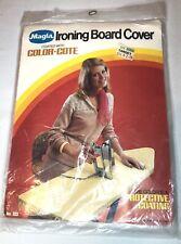 Vintage - Magla Ironing Board Cover - 1979 - New - Color Cote -Read Description