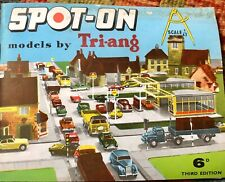 Spot On 'TRIANG' Catalogue C1962.