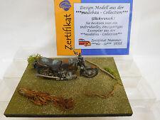 eso-7154modebau collection 1:18 BMW R 90/6 Diorama mit Zertifikat 382/08