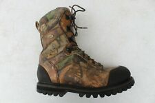 Irish Setter by RedWing Gore-Tex Men's Camo Boots Size 10.5  10 1/2 EE Leather