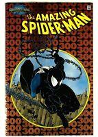 Amazing Spider-Man #300 Marvel Collectible Classics Chromium Cover RARE