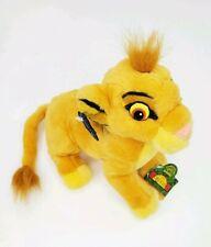 Applause Lion King Baby Simba Beanbag Disney Stuffed Animal Tags 41716 Plush 3a