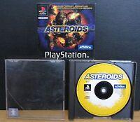 ASTEROIS - PS1 - PlayStation 1 - PAL - Italiano - Usato