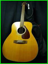 YAMAHA / Yamaha Aco Green Green Label FG-360 with Gig Bag rare useful EMS F/S*