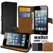 Funda para iPhone 5 6 7 8 Plus Xr XS Max Cubierta de Lujo con cierre magnético tipo billetera de cuero magnético