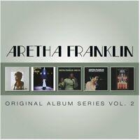 Aretha Franklin - Original Album Series Vol. 2 [CD]