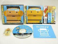 JUNGLE PARK SATURN ISLAND Item ref/033 Sega Saturn Import Japan Game ss