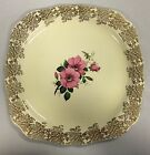 Vintage Lord Nelson Ware Elijah Cotton Decorative Plate 25cm