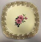 Vintage Lord Nelson Ware Elijah Cotton Decorative Plate 25cm