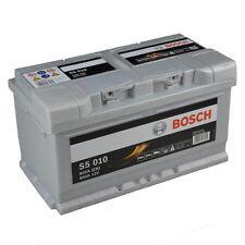 BOSCH S5 010 85ah Premium Batería coche Batería ESTÁRTER PLATA Plus NUEVO