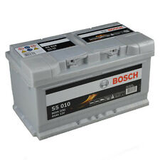 BOSCH S5 010 85Ah PREMIUM Autobatterie Starterbatterie Silver PLUS *NEU*