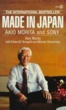Made in Japan: Akio Morita and Sony (Signet)