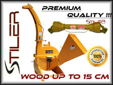 PTO WOOD CHIPPER STILER BX62S LIMITED-QUANTITY PROMO!!