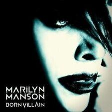 Marilyn Manson Born villain CD +++++++++++++++ 13 tracks +++++++++ NEUF