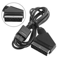 Scart Cable AV Lead for Nintendo 64, N64, SNES & Gamecube Compatible