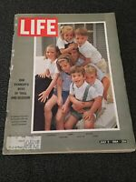 LIFE MAGAZINE JULY 3, 1964 BOB KENNEDY'S WEEK OF TRIAL AND DECISION
