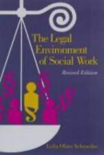 The Legal Environment of Social Work