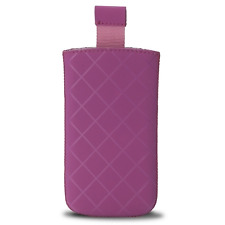 Tasche für Nokia 3720 Classic in pink Hülle Etui Valenta Neo Diamond