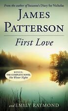 First Love by James Patterson and Emily Raymond (2017, Paperback) BRAND NEW BOOK